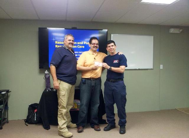 Conferencia de Resucitación, por el Dr. José Cabañas